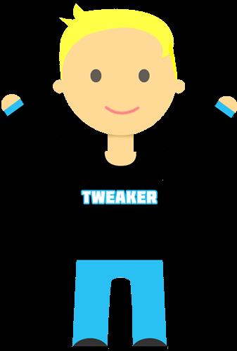 tweaker-flat